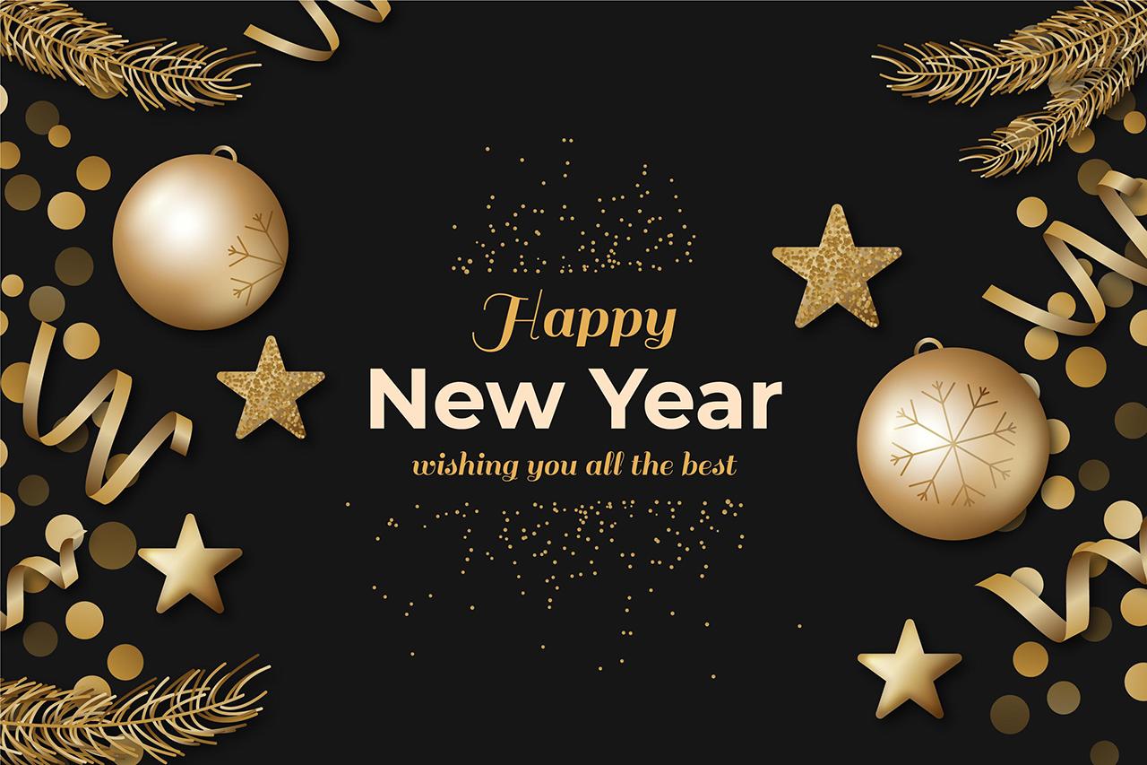 แคปชั่น คำอวยพรปีใหม่โดนๆ Happy New Year ก๊อปไปโพสต์ได้เลย
